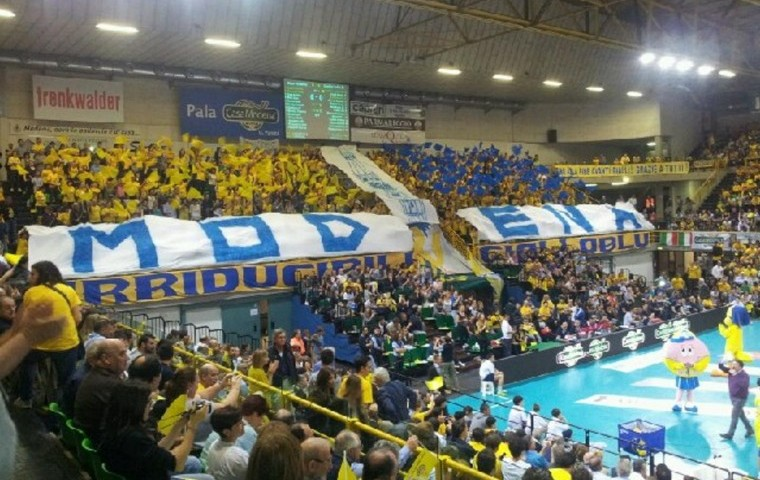 Modena volley ecco il calendario completo esordio con for Casa modena volley