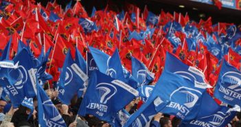Munster vs. Leinster