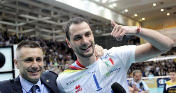 Trentino PlanetWin365 v Lube Banca Marche Macerata - CEV Volleyball Champions League Playoffs
