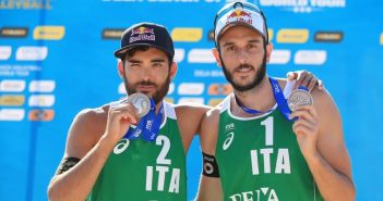 Beach Volley, World Tour The Hague: Nicolai/Lupo conquistano il Bronzo [VIDEO]