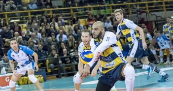Modena Volley - Ngapeth a L'Equipe: