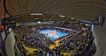 Modena Volley-Sir Safety Perugia, PalaPanini sold out!