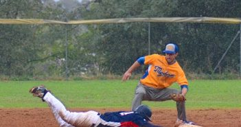 Baseball. Comcor: weekend da dimenticare