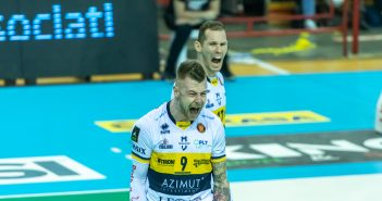 Sir Safety Perugia - Modena Volley: le foto del match