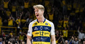 Modena Volley - Max Holt:
