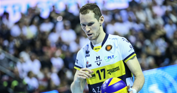 Modena Volley, Tine Urnaut: