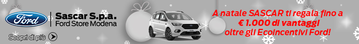 Ford Natale 2019