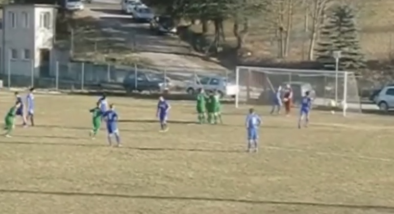 Dilettanti - Seconda Categoria: Real Dragone-Spilamberto 1-1, i gol della gara