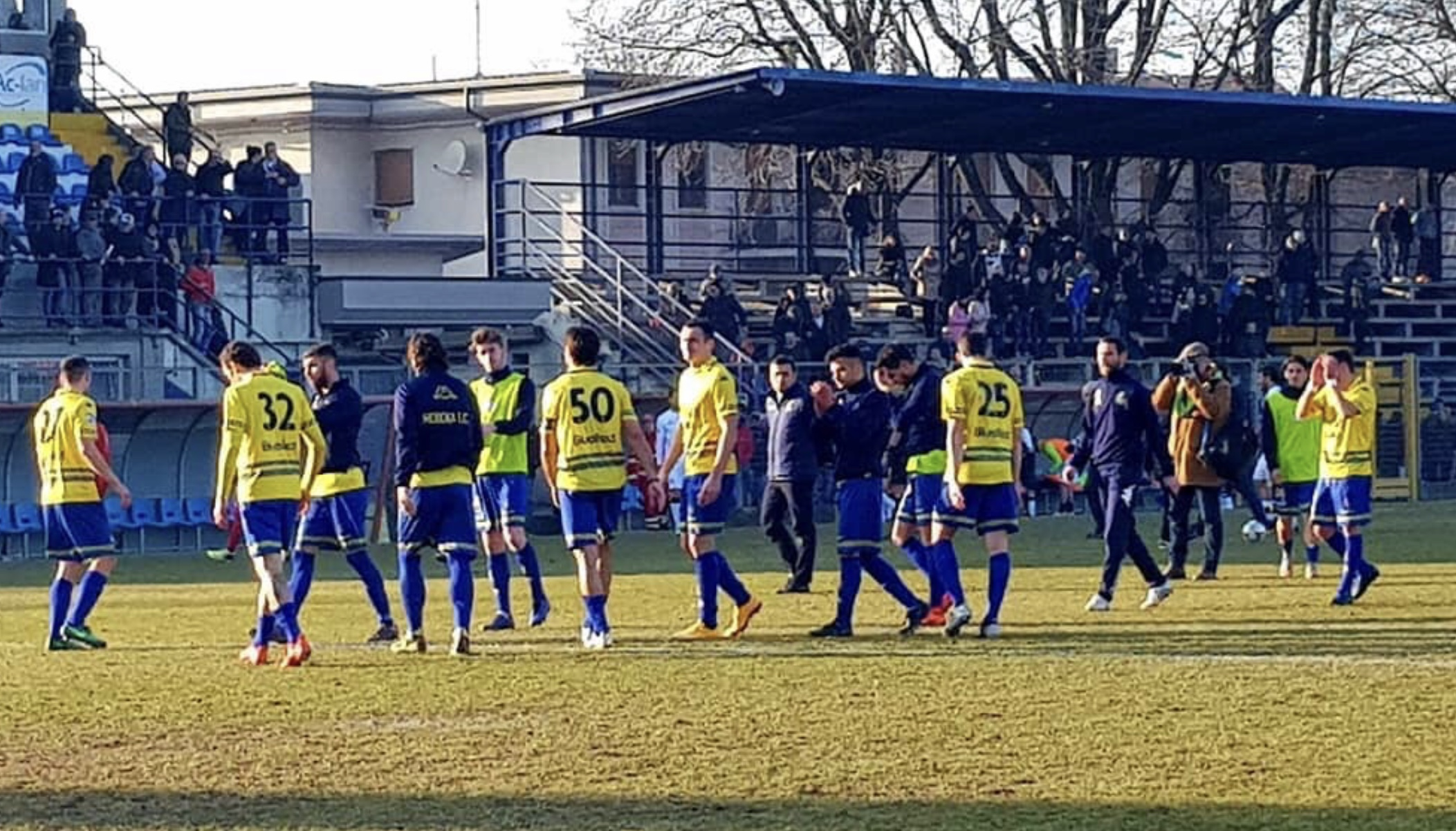 Serie D, highlights Crema-Modena 1-1