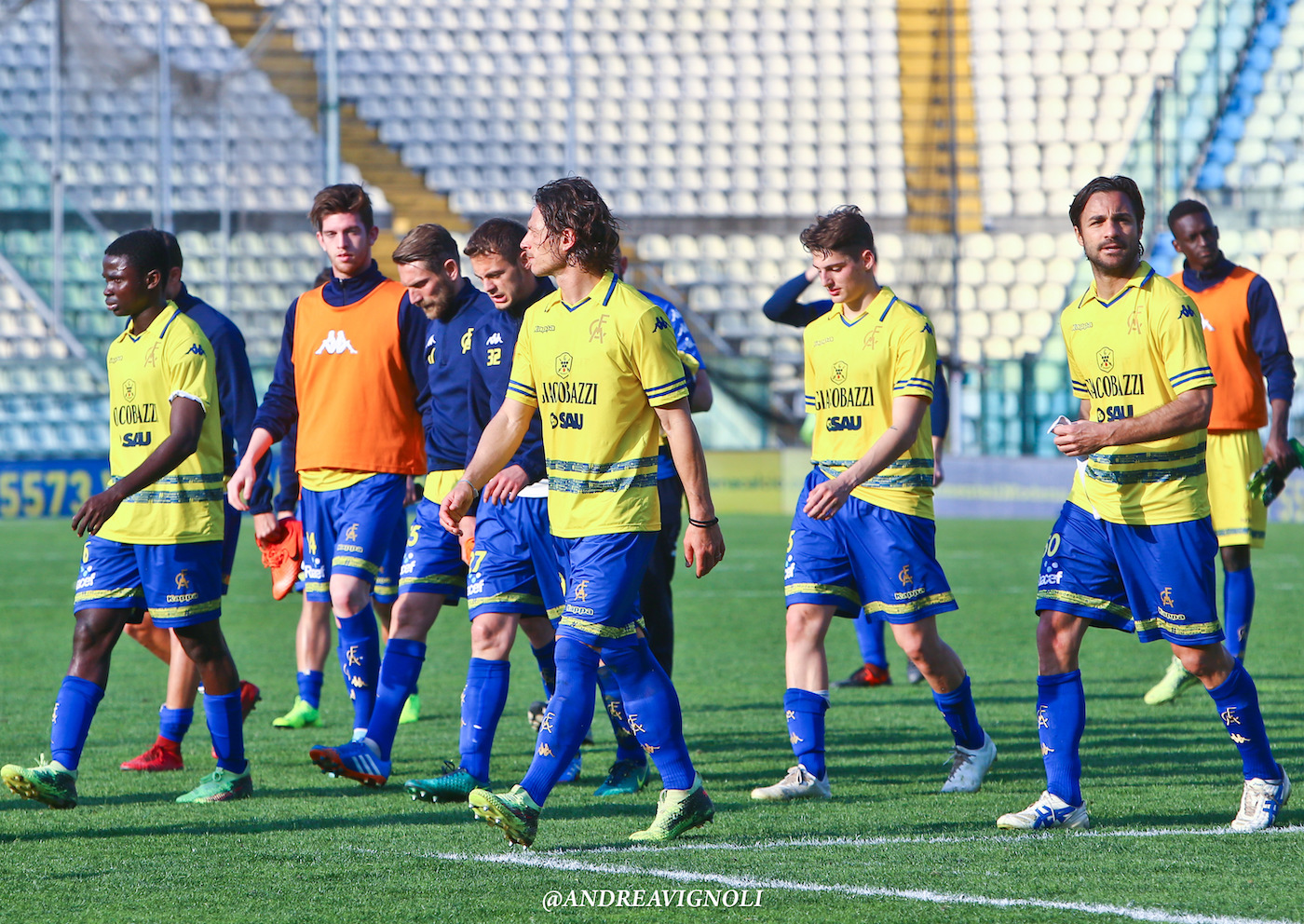 Serie D, highlights Modena-Classe 0-1