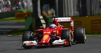 F1, in Australia prime libere alle Mercedes. Alonso 3°