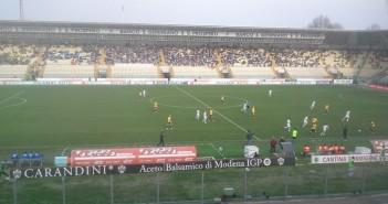 Modena, il Braglia in gestione fino al 2027