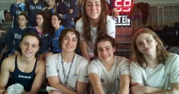 Nuoto, argento per Quaglieri ai campionati italiani giovanili