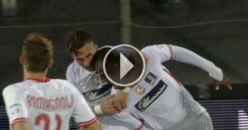 Guarda gli highlights in HD di Carpi-Avellino