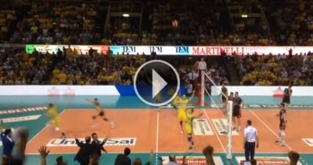 Match point di Casa Modena: guarda il video di ParlandoDiSport.it che sta impazzando sul web!!!
