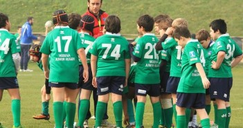 Junior Rugby, Under 14 nona al SuperChallenge