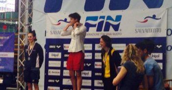 Nuoto salvamento, record europeo per Meschiari agli Assoluti Primaverili