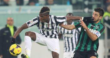 Il Sassuolo regge un'ora, poi la Juventus lo punisce: 1-3 il finale