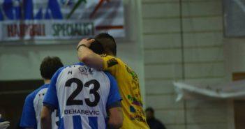 Terraquilia Handball Carpi - Junior Fasano 29-21, interviste pot partita
