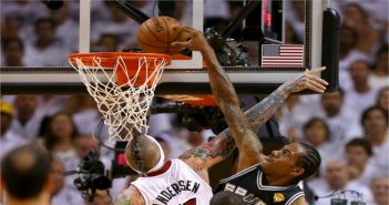 Nba, Qui Si Fa La Storia: Spurs@Heat Game 3