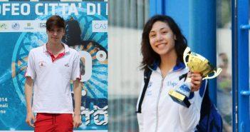 Nuoto, Quaglieri e Mora convocati per la Coppa Comen. Maranello sul podio degli assoluti Uisp giovani