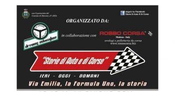 Sabato e domenica Marano sul Panaro si trasformerà per due giorni in un vero e proprio autodromo !!!!