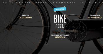 Modena Bike fest, il week end per gli amanti della bicicletta.