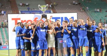 Trofeo TIM: Sassuolo, Juve e Milan si sfideranno al Mapei Stadium il 23 agosto