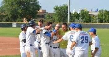 Baseball serie A Federale: il Comcor Modena si riscatta col Verona.
