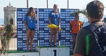 Nuoto, Sogne sesto ai campionati italiani di fondo open water