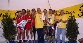 Campionati Italiani Master: sedici medaglie per la Fratellanza. Video intervista a