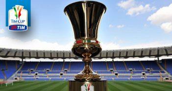 TIM CUP: Oggi alle 14 il sorteggio. Guarda le squadre partecipanti