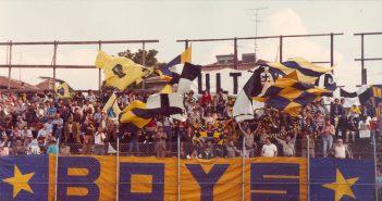 2009 : il comunicato dei boys Parma prima della trasferta di Modena