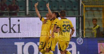 Palermo-Modena 0-3, le foto del match