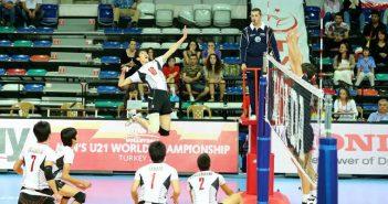 Modena Volley, dal Giappone ecco Ishikawa - GUARDALO IN AZIONE IN GIAPPONE