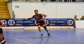 Terraquilia Handball Carpi: vittoria sofferta a Bologna per 29-31