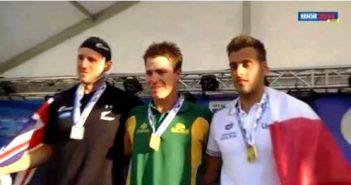 Nuoto, Sanna conquista il bronzo ai Mondiali di Montpellier