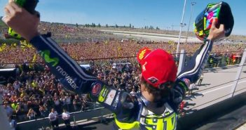 MotoGp Misano, Rossi c'è!!!