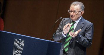 La FIGC dispone un minuto di raccoglimento su tutti i campi per ricordare Giorgio Squinzi