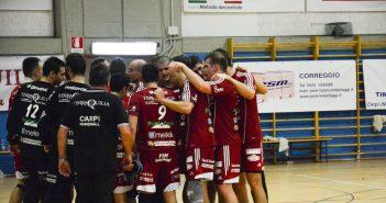 Terraquilia Handball Carpi: vittoria in amichevole per 34-29 contro il Mezzocorona
