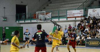 Terraquilia Handball Carpi: vittoria a Ferrara per 18-25. Esordio per Beharevic