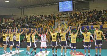 Modena Volley: è iniziato il countdown. Tra 5 ore in campo contro Trento, per entrare nella storia.