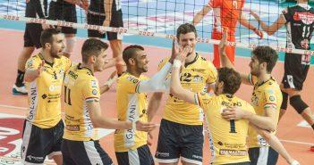 Rassegna stampa sabato 15 Novembre. Modena Volley: si torna in campo.