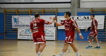 Terraquilia Handball Carpi: vittoria totale contro Sassari per 39-17