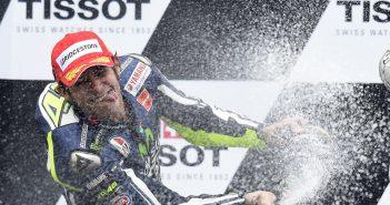 MotoGp Australia, Valentino Rossi trionfa!