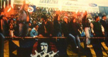 Foto del giorno: il primo anno di Genova