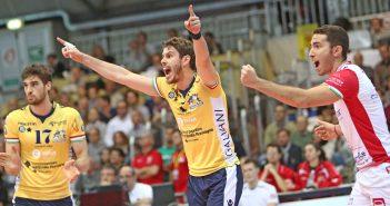 Rassegna stampa lunedì 17 Novembre. Il primato di Modena Volley e Bruninho, il miglior palleggiatore al mondo.