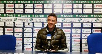 """Carpi, il Frosinone affila le armi e Daniel Ciofani dichiara: """"Contro il Carpi sarà una gara molto complicata, servirà un'altra grande prestazione"""""""