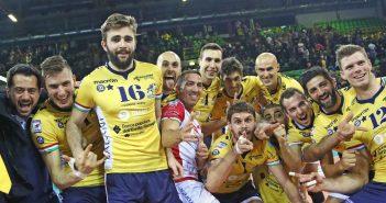 Modena Volley: nuova partnership con Mister Web.