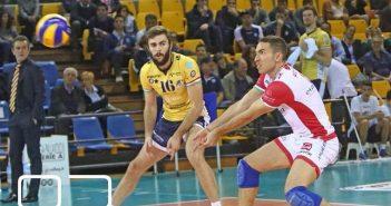 """Modena Volley: Salvatore Rossini «Siamo una squadra grintosa e """"cattiva""""»"""